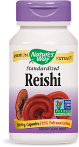 Reishi 100k, Natures Way