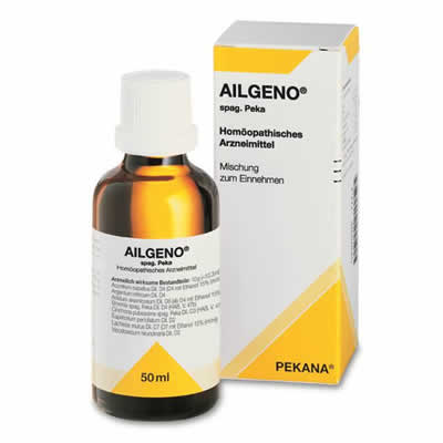 Ailgeno spag 100ml, Alpha Plus