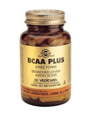 BCAA Plus 50kap