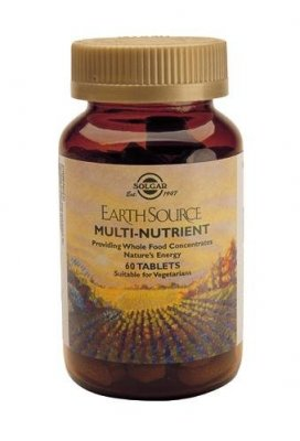 earth source multivitamin solgar