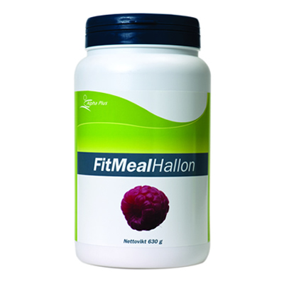 FitMeal Hallon, Alpha Plus