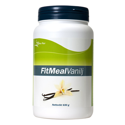 FitMeal Vanilj, Alpha Plus