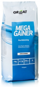 mega gainer recovery