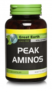 peak aminos great earth