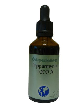Pepparmynta 50ml