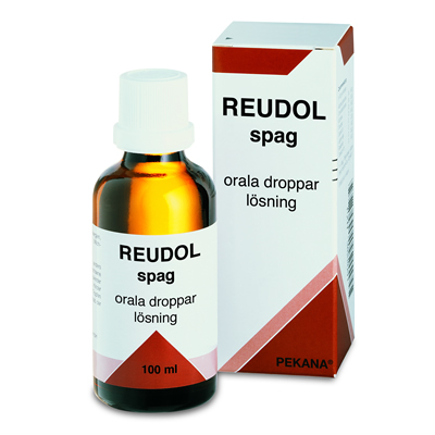 REUDOL Spag 100ml, Alpha Plus