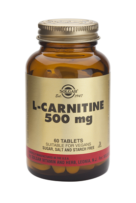 Carnitin 500mg 60kap