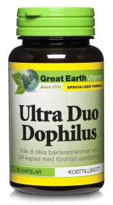 Ultra Duo Dophilus 50tab, Greath Earth