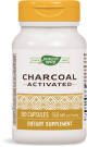 Activated Charcoal 100 kap