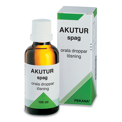 Akutur spag 100ml, Alpha Plus
