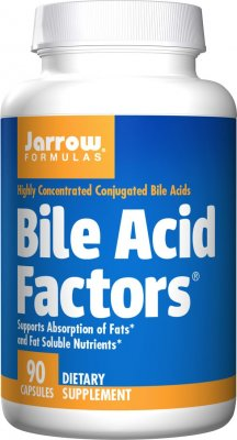 Bile Acid Factors® 90 kapslar