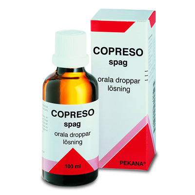 Copreso spag 100ml, Alpha Plus