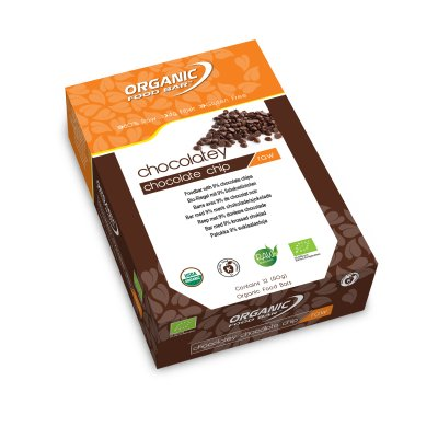 Chocolatey Chocolate Chip 50g EKO 12 Bars
