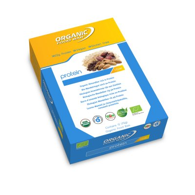 Protein Bar 75g EKO vegan 12 Bars