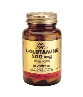 Glutamin 500mg 50kap