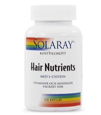 hair nutrients 120kap