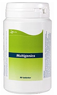 multigenics 90 tab