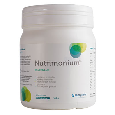 Nutrimonium, Alpha Plus