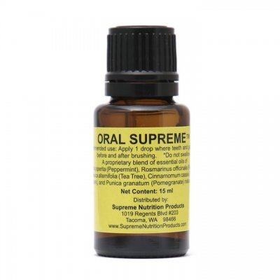 Oral Supreme 15ml