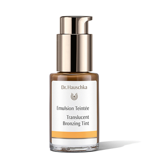 transparent bronze dr hauschka