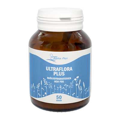 UltraFlora Plus – pulver 50 g